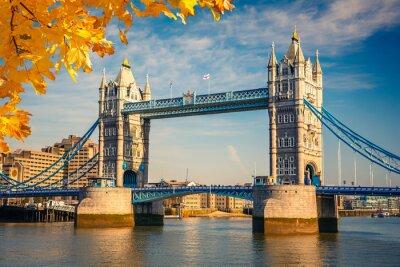 Obraz Tower bridge in London