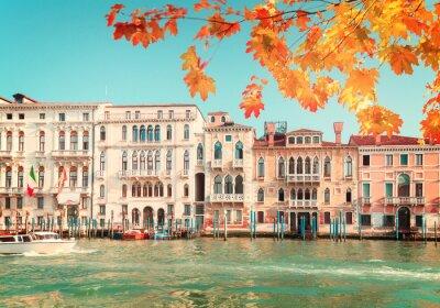 Obraz traitional Wenecja dom, Włochy