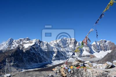 Trekking w górach w Nepalu - Mount Everest, Kala Patthar. Nepal Trekking i podróże zapewnić odpowiednie miejsce dla nie zapominając trekkingowe wyprawy w Himalaje.