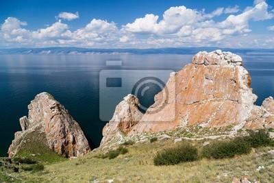 Trzej bracia skały, Bajkał w Rosji