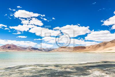 Tso Kar w Ladakh, Indie