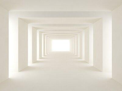 Obraz Tunel światła