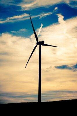 Obraz Turbina wiatrowa