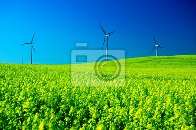 Turbiny wiatrowe .