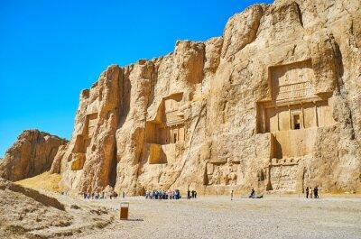 Turystyczne zabytki w prowincji Fars, Iran