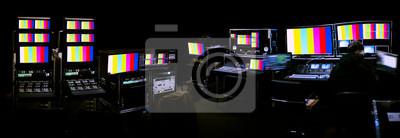 Obraz TV studio
