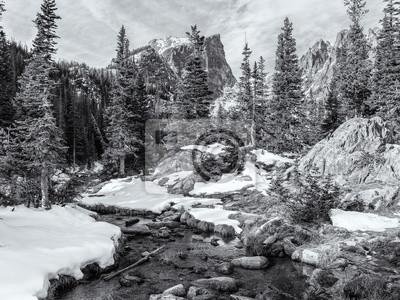 Tyndall Creek i Hallett Peak