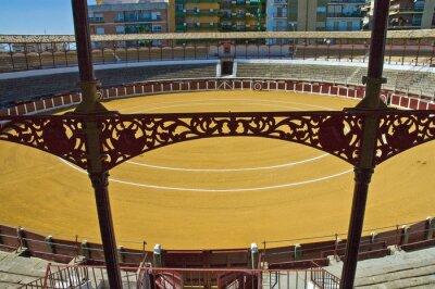 Ubeda's bullring in Spain
