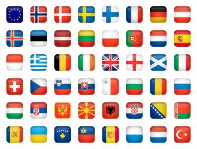 Obraz UE jazdy ikona licencji