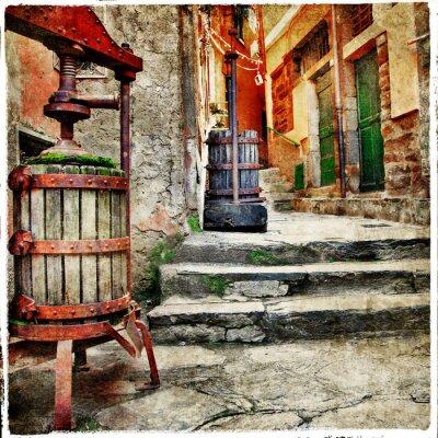 Ulicami starego Włoszech