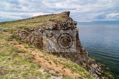 Urwisko, Jezioro Bajkał w Rosji