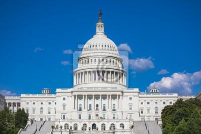 Obraz US Capitol Building in Washington, DC