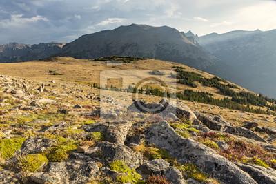 Ute Trail Tundra i Stones PEak