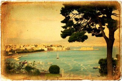 Obraz Veduta del Golfo di Napoli