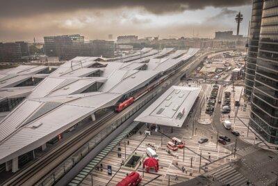 Obraz Vienna - Central Station