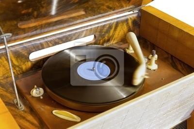 Vintage gramofon