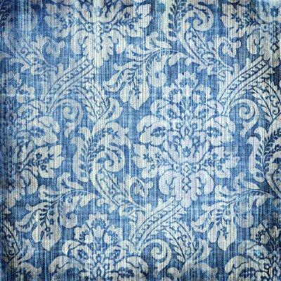 vintage, tekstury denim z klasą wzorów