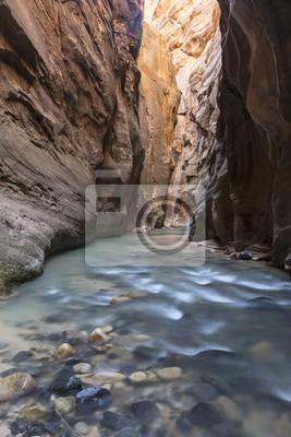 Virgin Blue Water Narrows
