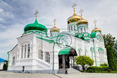 Virgin Klasztor Raifa pobliżu Kazań, Rosja