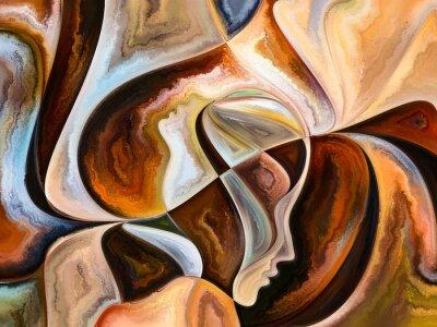 Obraz Vision of Inner Texture