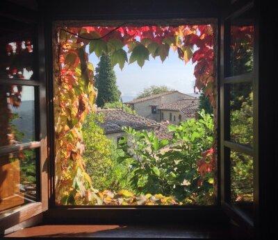 Obraz vista su Borgo Toscano