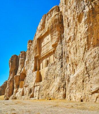W Naqsh-e Rustam Necropolis, Iran