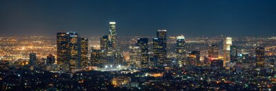 W nocy w Los Angeles