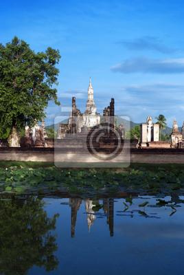 Wat Mahathai, Sukhothai