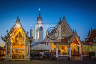 Wat Mahathat Worawihan świątynia w Tajlandii Phetchaburi
