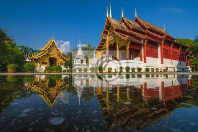 Wat Phra Sing Chiang Mai, Tajlandia