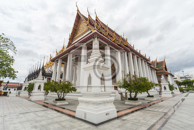 Wat Ratchanatdaram, Bangkok, Tajlandia