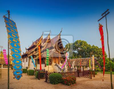 Wat Ton Gwan, Świątynie w Chiang Mai w Tajlandii.