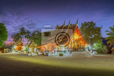 Wat Xieng stringi świątynia, Luang Pra bang, Laos