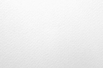 Obraz Watercolor paper texture. Vector white background