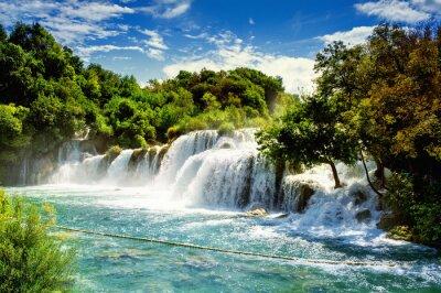 Obraz Waterfalls Krka