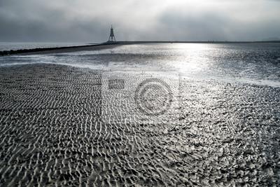 Obraz Watt w Cuxhaven