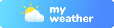 Obraz Weather app logo