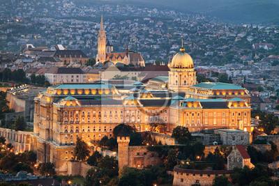 Węgry, Budapeszt, Pejzaż
