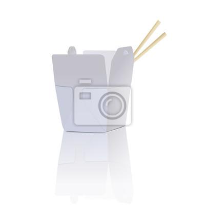 Wektorowa ilustracja Diecut Rzemiosła Pudełko dla projekta, strona internetowa, tło, sztandar. Składany pakiet detaliczny. Składaj paczkę z dieline dla swojej marki. czysty projekt. EPS10