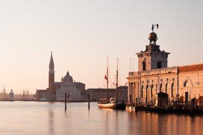 Obraz Wenecja - Dogana