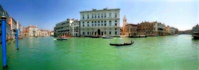 Obraz Wenecja . Grand Canal (panorama) .