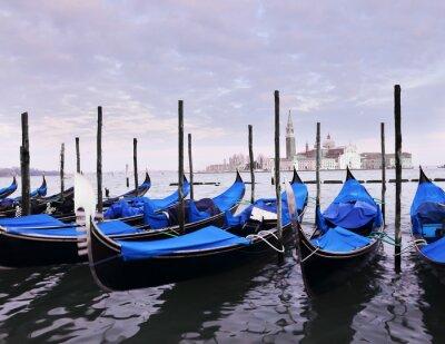 Obraz Wenecja pocztówki