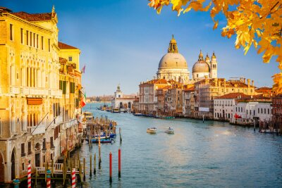 Obraz Wenecja w pogodny wieczór