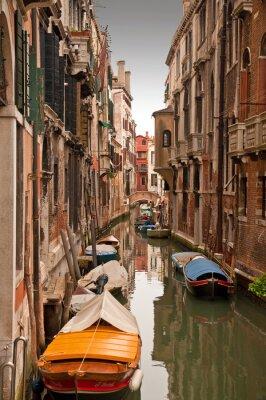 Obraz Wenecja z dala od tłumów