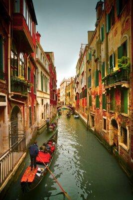 Obraz Wenecji.