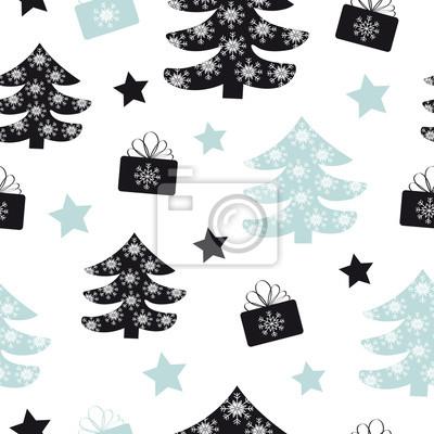 Wesołych Świąt i szczęśliwego nowego roku wzór