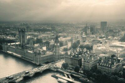Obraz Westminster antenowe