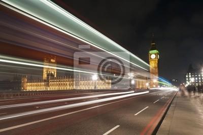 Westminster Bridge w Londynie