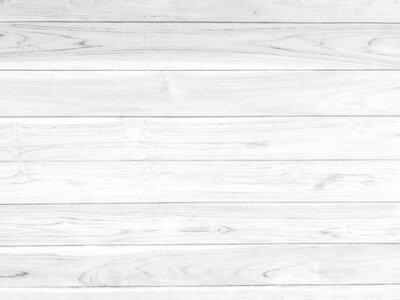 Obraz White horizontal wooden pattern textured background for decorative or work texture design.