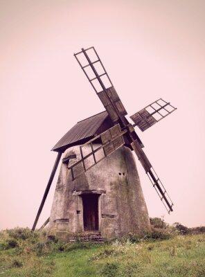 Obraz wiatrak
